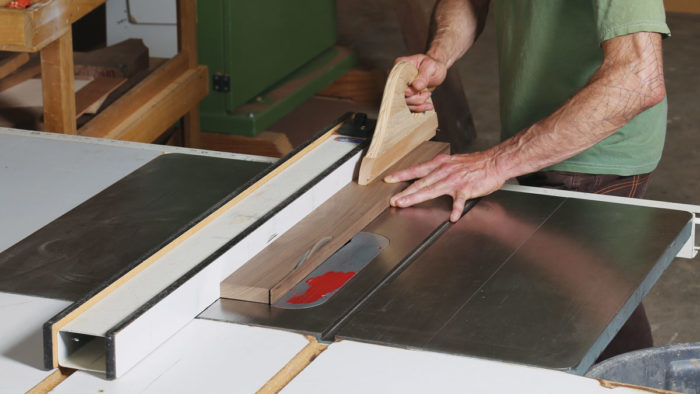 So you just bought a tablesaw