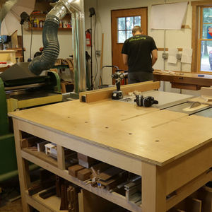 Dust Collection For The Small Shop Finewoodworking