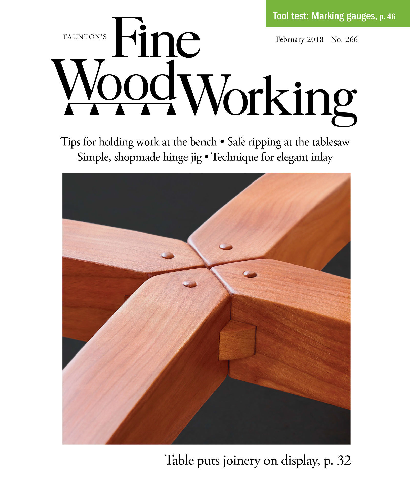 266-jan/feb 2018 - finewoodworking