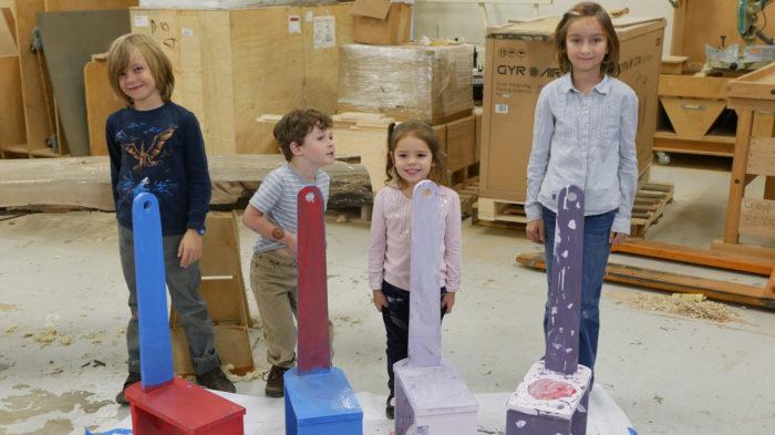 Fabulous Free Plan Kids In The Shop Shaker Step Stool Creativecarmelina Interior Chair Design Creativecarmelinacom