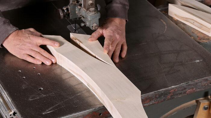 sawn curves