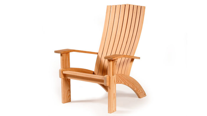 Stupendous Adirondack Chair Plans Finewoodworking Complete Home Design Collection Papxelindsey Bellcom
