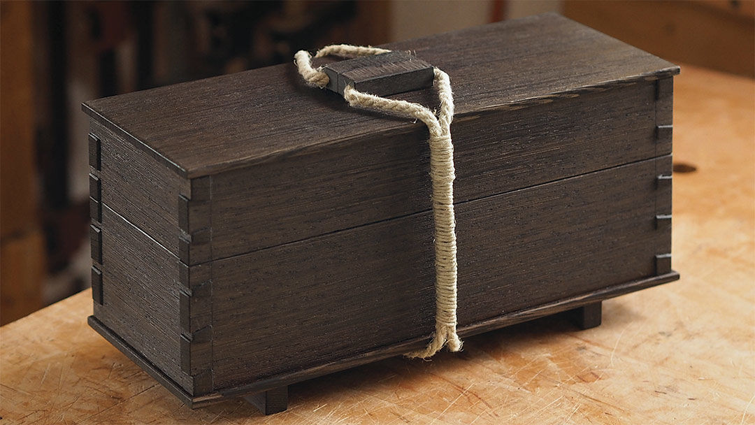 Dovetailed Tea Box Plan - FineWoodworking