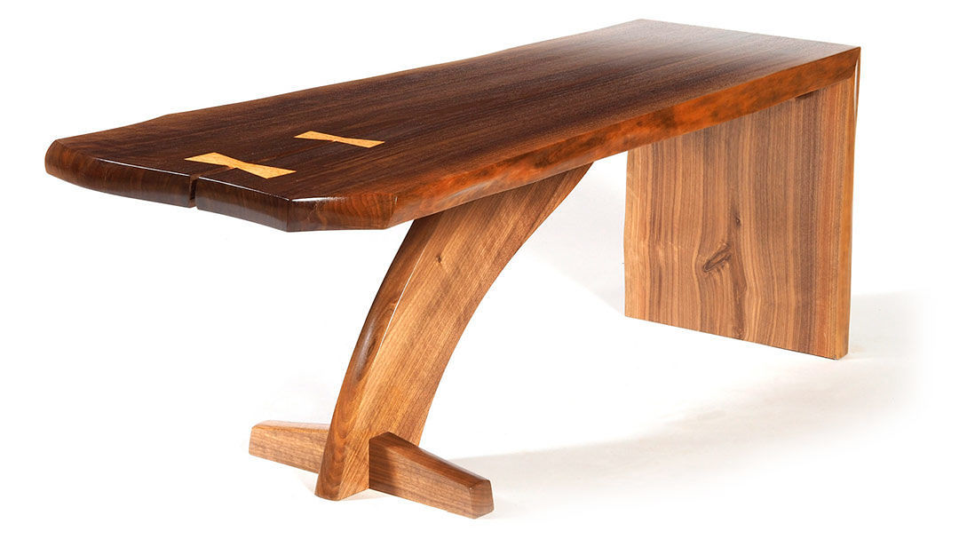Live Edge Coffee Table Plan Finewoodworking