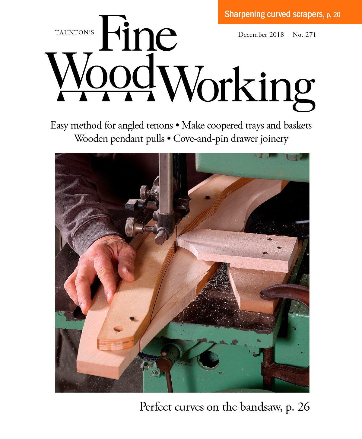 Magazine Finewoodworking