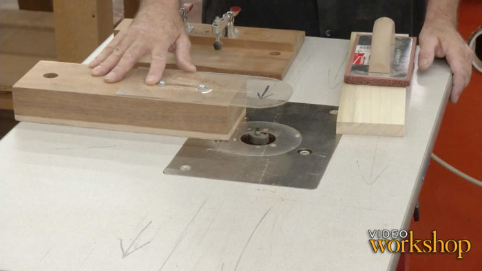 Router Table Fundamentals With Bob Van Dyke Finewoodworking