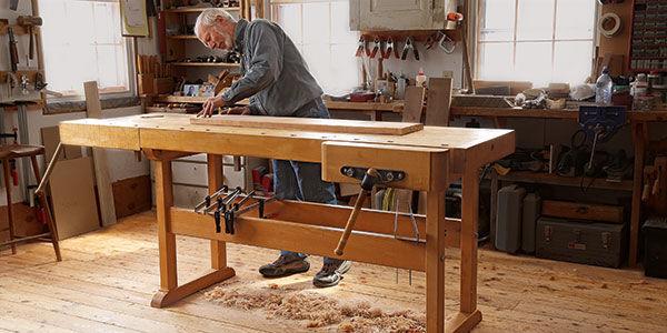 German Style Workbench