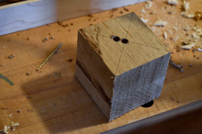 easy turning project earring plans homemade tenon chuck