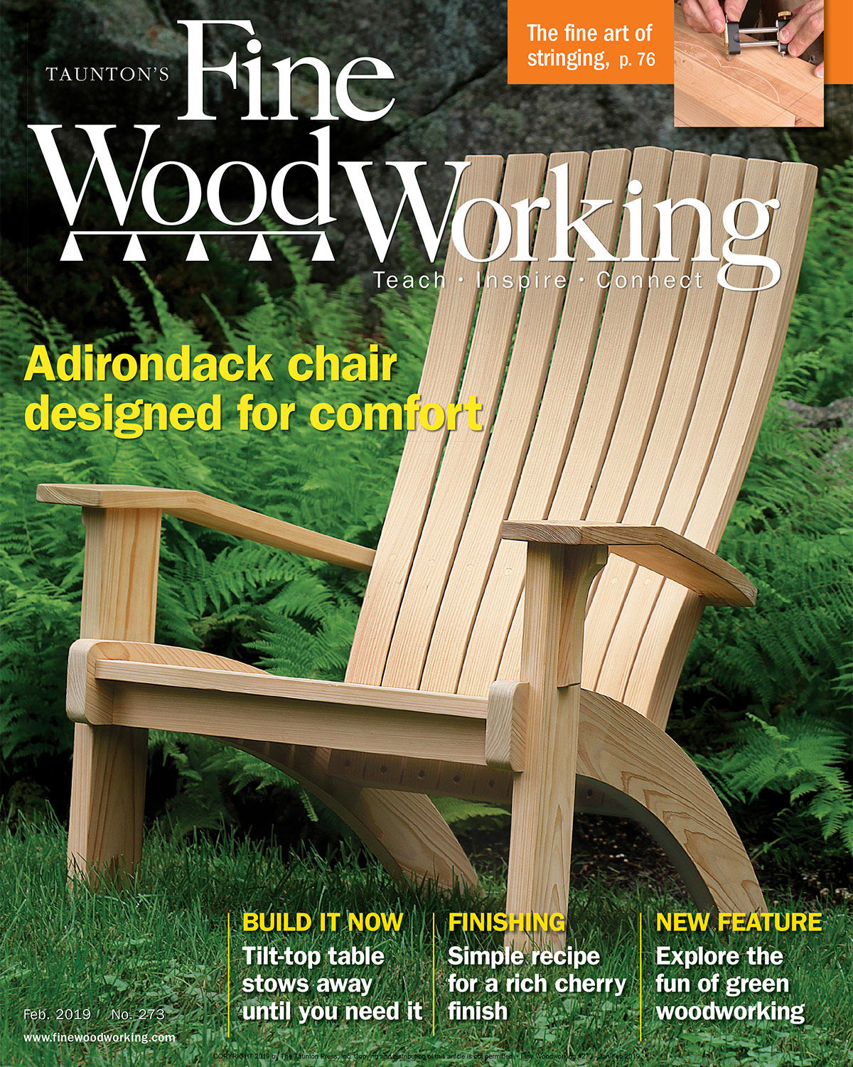 woodworking projects and plans - finewoodworking