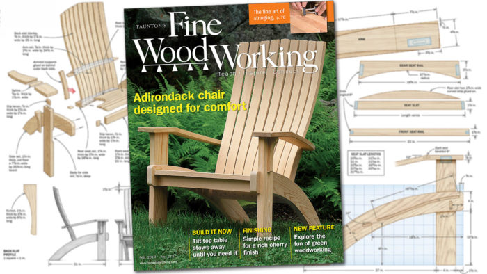 Links From Fine Woodworking Issue 273 Finewoodworking