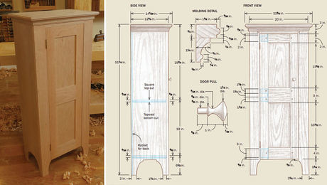 Fine Woodworking Plans