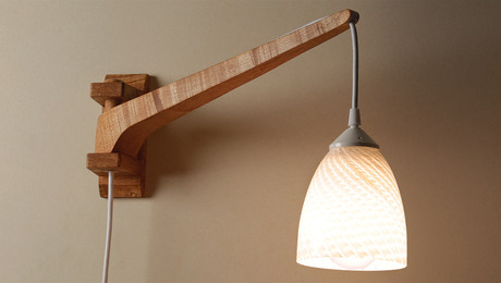 swing-arm lamp