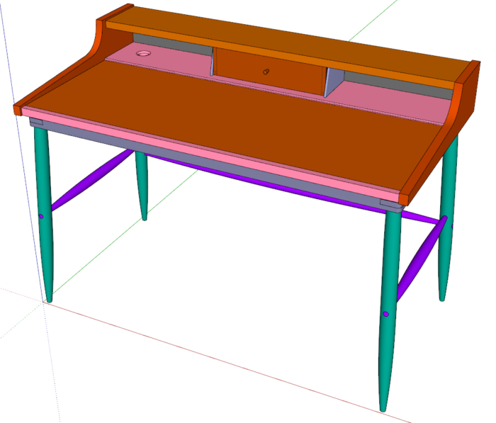 Layers in SketchUp: The Basics