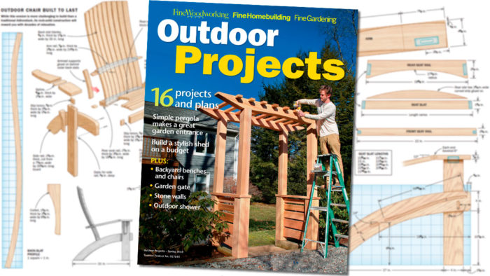 Outdoor Projects 2019