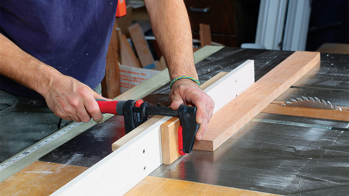 Tool Review Gearklamp By Bessey Finewoodworking