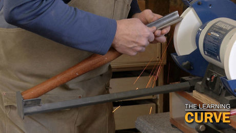 Turning For Furniture Makers: Sharpening
