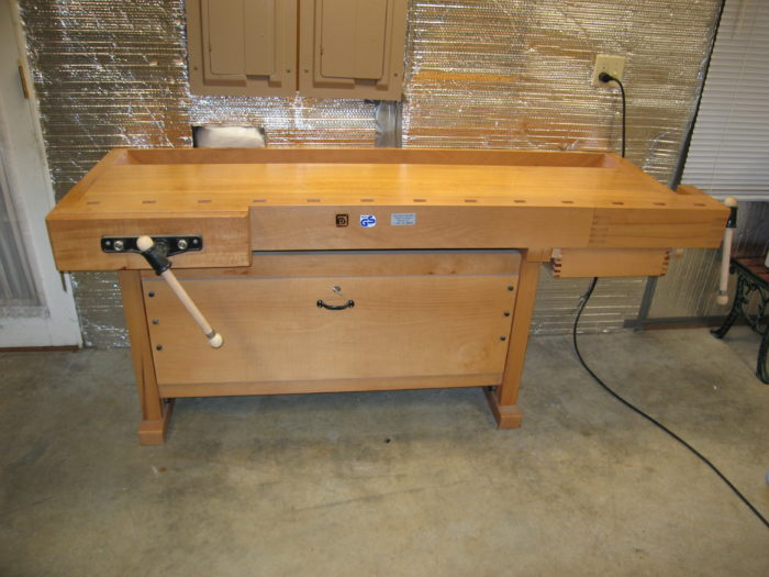 Selling A Diefenbach Workbench Not Sure What To Ask For It Finewoodworking