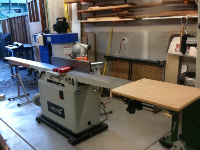 Super Jointing Tips Tricks For Long Boards Finewoodworking Ocoug Best Dining Table And Chair Ideas Images Ocougorg