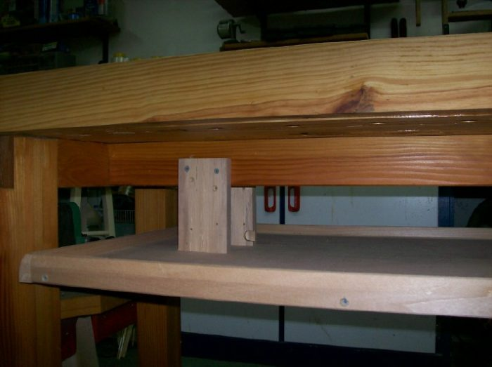 Terrific Bench Thickness Question Finewoodworking Pabps2019 Chair Design Images Pabps2019Com