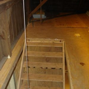 staircase for workshop - FineWoodworking
