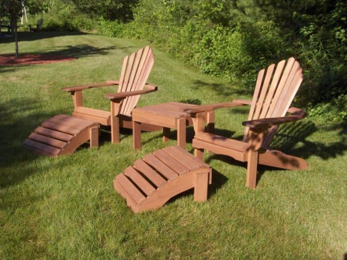 Swell Outdoor Chairs Finewoodworking Creativecarmelina Interior Chair Design Creativecarmelinacom