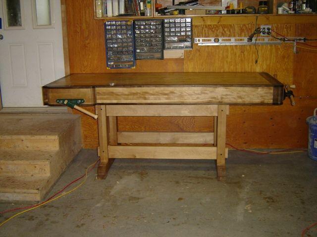 Prime Workbench Top Size Finewoodworking Lamtechconsult Wood Chair Design Ideas Lamtechconsultcom