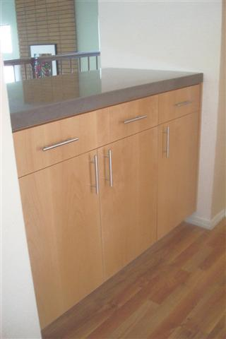 Plans For Flush Or Slab Cabinet Doors Finewoodworking