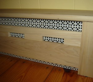 Designs For Baseboard Heater Covers Finewoodworking