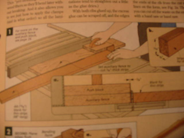 How Do You Cut Thin Strips Finewoodworking
