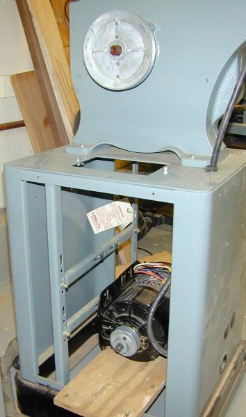 Replacing Delta bandsaw motor with 2hp - FineWoodworking