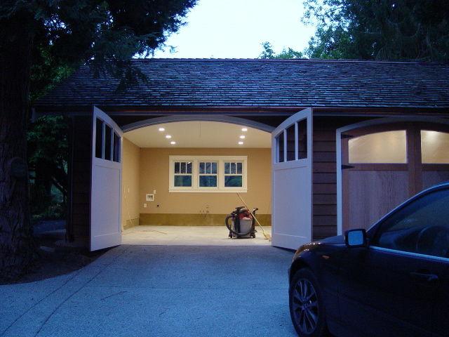 Plans For Building Carriage Garage Door Finewoodworking