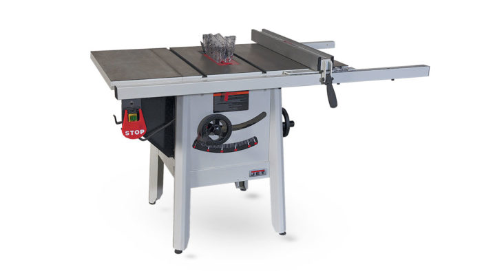 Tool review: Jet Hybrid Tablesaw-JPS10-115