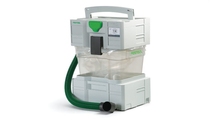 Tool review: Festool CT-VA-20 Cyclone/Pre-separator