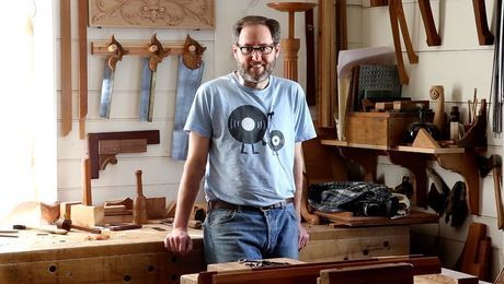 7 Questions With Bill Pavlak Finewoodworking