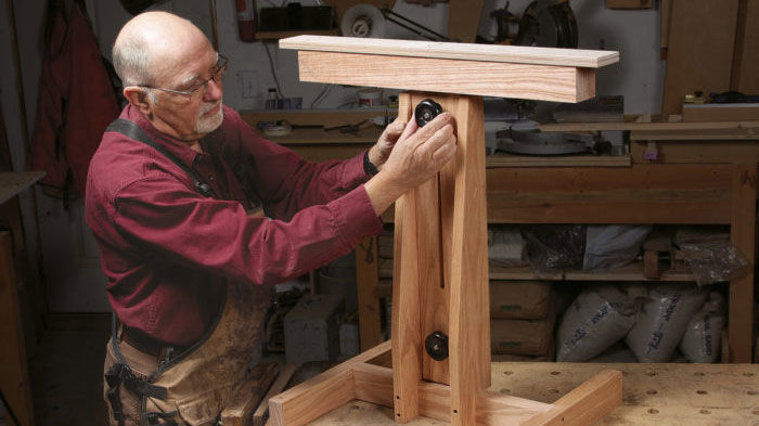 Benchmarks The Education Of Michael Fortune Finewoodworking