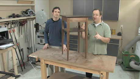 Strong Simple Dowel Joinery Start Woodworking S3 Ep4