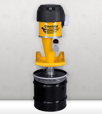Tool News: Oneida Air Systems New Supercell Dust Collector to be Unveiled at 2019 AWFS ...