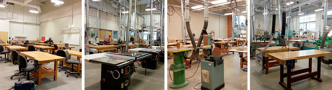 Palomar Facilities Classrooms and Labs