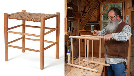 Prime Chairs Benches And Stools Finewoodworking Machost Co Dining Chair Design Ideas Machostcouk