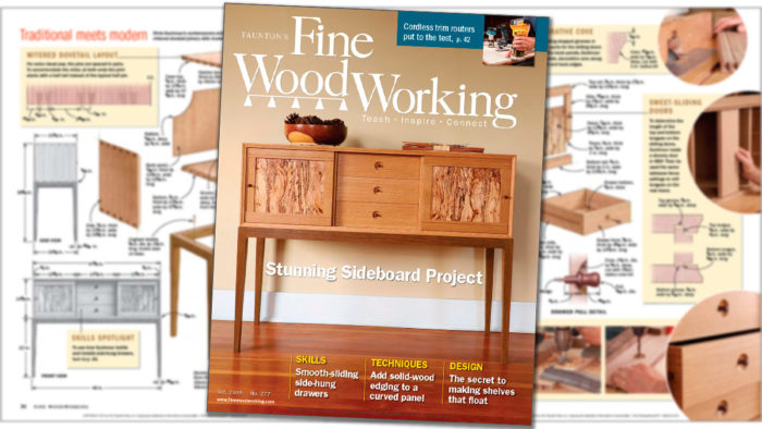 Links From Fine Woodworking Issue 277 Finewoodworking