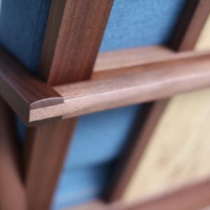 Philip Morley's Lounge Chair Detail