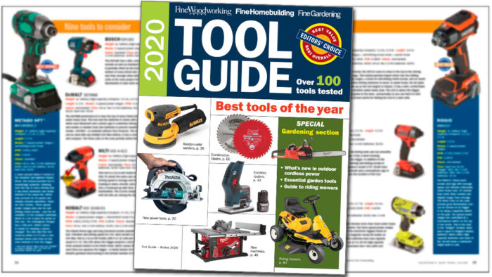 Links for Tool Guide 2020