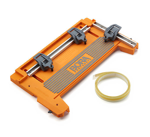 Bora NGX Pro Saw Plate and Non-Chip Strip