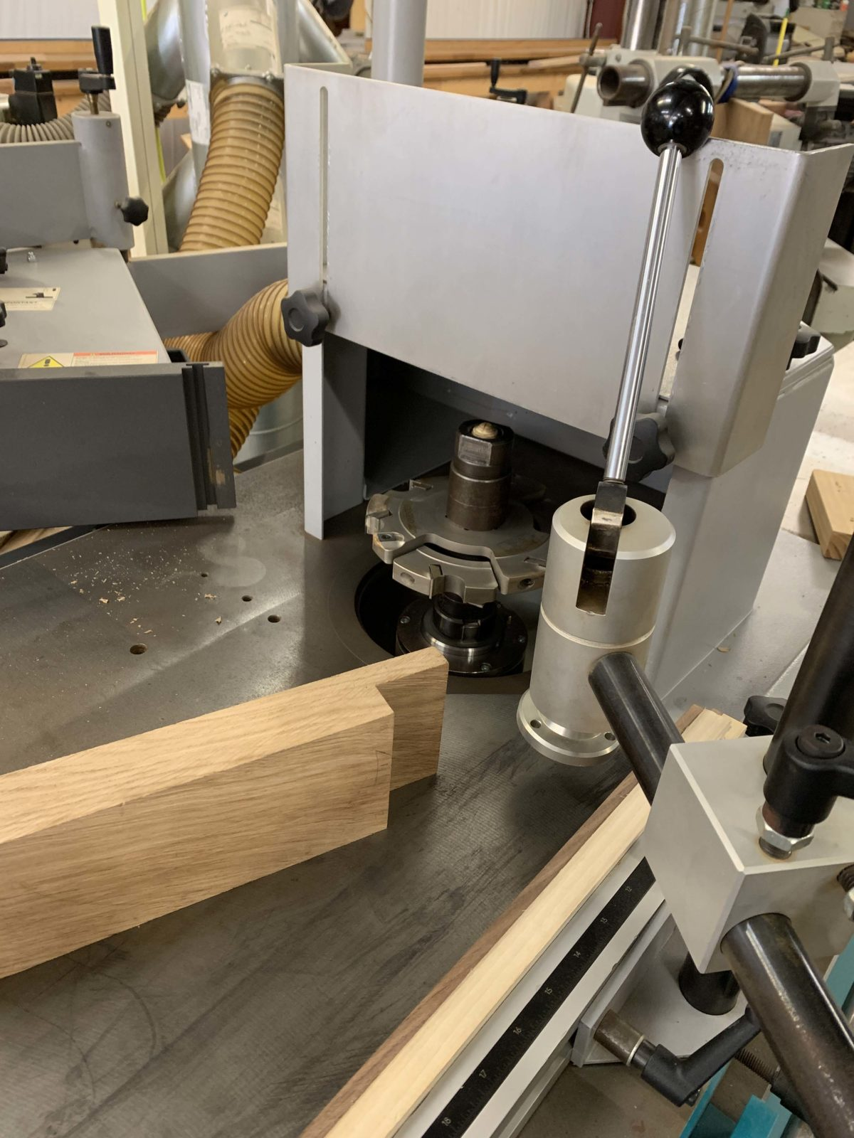 spindle molder cutters