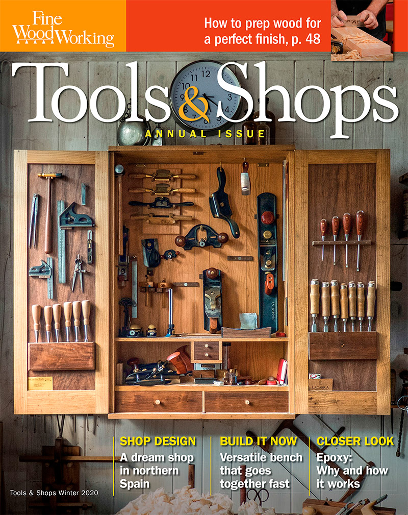 279 Tools Shops 2020 Finewoodworking
