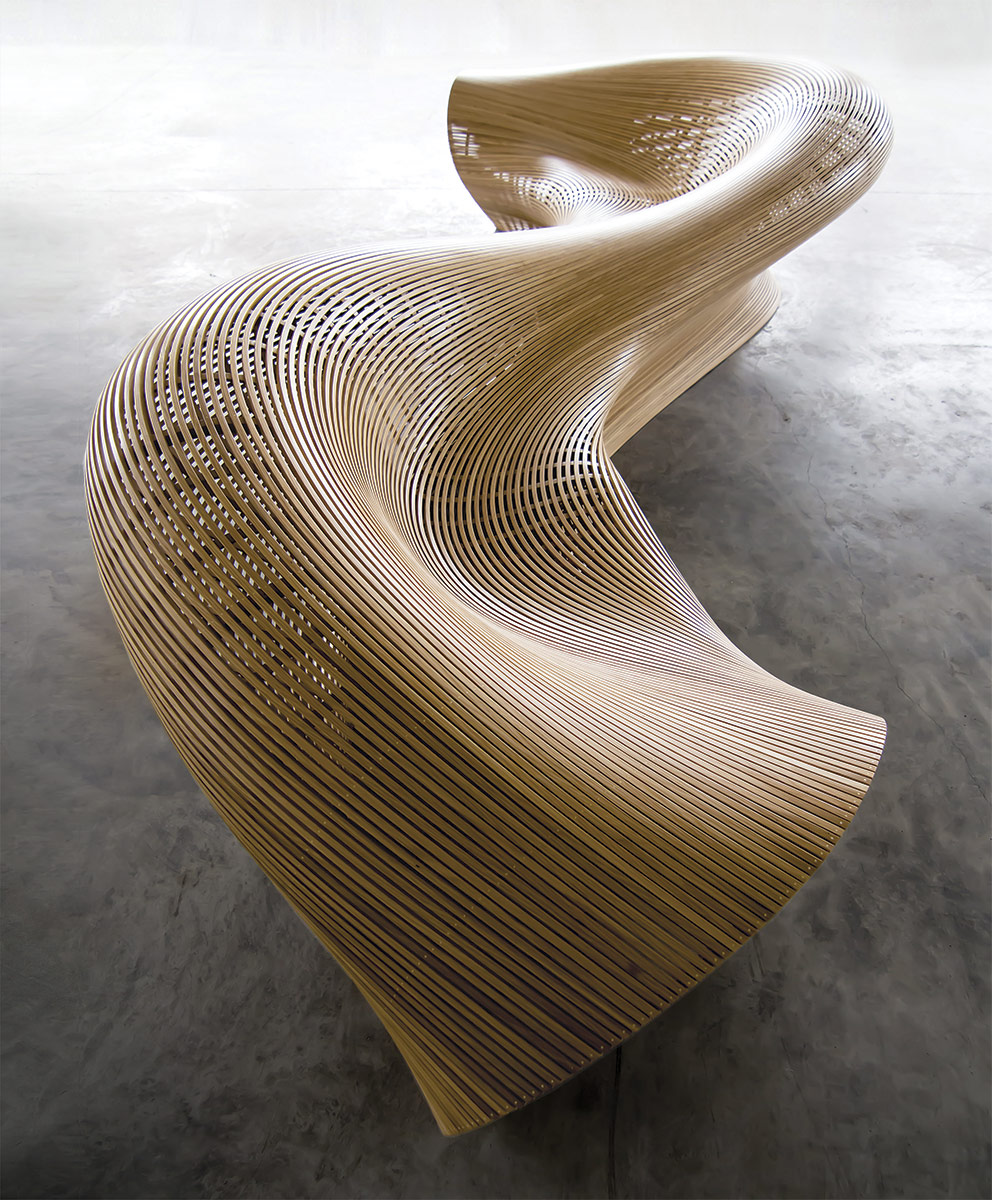 Sinuous Seating