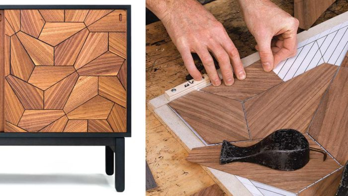 Dazzling Patterns in Parquetry