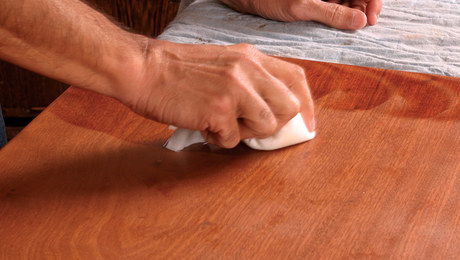 French Polishing: How to Build Up the Finish