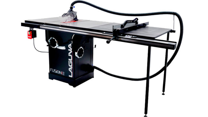 New 2020 Fusion Tablesaws from Laguna
