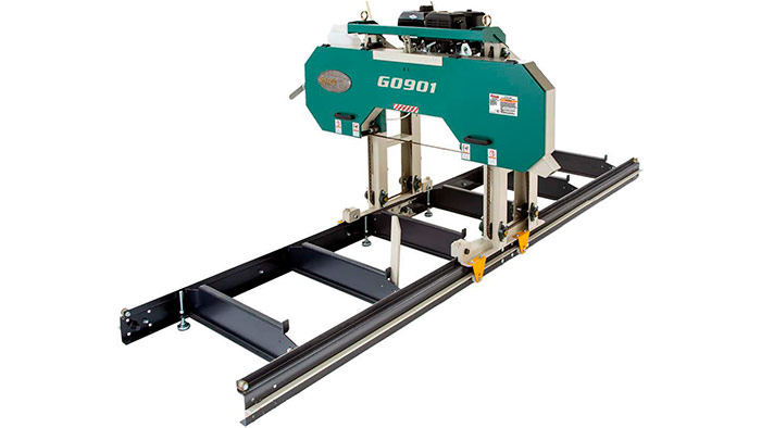 Grizzly Model G0901 28″ Portable Sawmill
